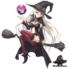 anime witch - Google Search