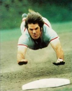 Charlie Hustle, while an iconic sporting photo, all I can think about is Arrested Development Hahahah