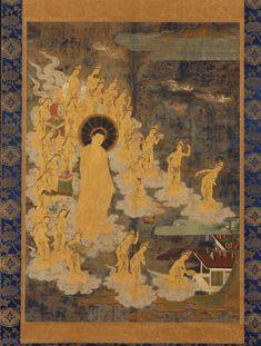 Statues of Wrath and Serenity Kamakura Period, Asia Society, Seattle Art Museum, 17th Century Art, Buddhist Art, Japanese Artists, Old Master, Religious Art, Asian Art
