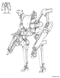82 best mech images armors robot design android Futuristic Games nuthin but mech mech drawings