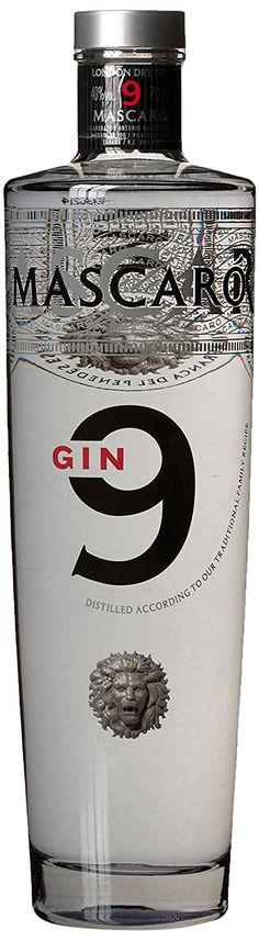 Mascaro Gin 9 (1 x 0.7 l): Amazon.de: Bier, Wein & Spirituosen