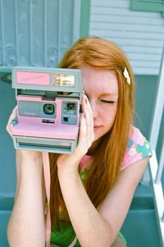 Awesome: polaroid cameras  #polaroid #camera #photography