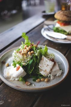 Organic Silken Tofu Salad