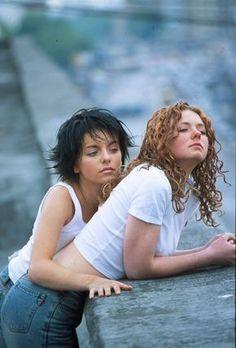 Lena Katina , Yulia Volkova , t.A.T.u. Yulia Volkova, Lena Katina, Girls Together, Only Girl, I Love Girls, Julia, Celebrity Crush, Girl Crushes, My Music