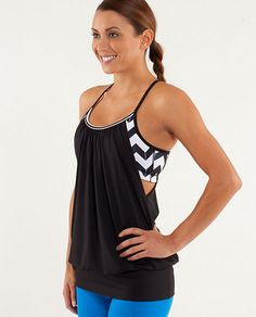 Love my No Limits Tank I got for Christmas - this would make a gorgeous 2nd one! $64.00 Lululemon