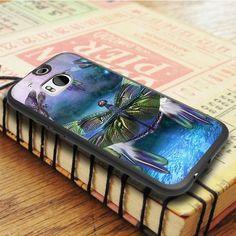 Dream Dragonfly Dream HTC One M8 Case