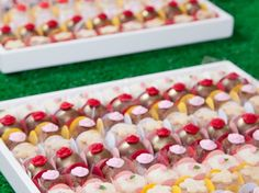 doces decorados para