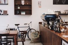 Great guide for all coffee lovers visiting Prague.
