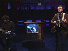 "David Letterman - Broken Bells with Ringo Starr: ""And I Love Her"" - YouTube"