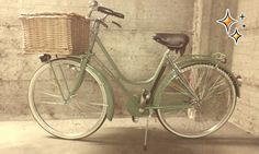 Old style bike