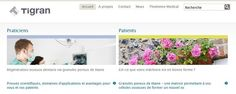 Poisson Bouge de décliner le site de la marque suédoise Tigran et Thommen Medical France version française.