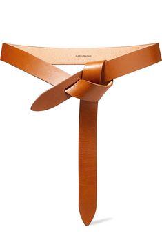Best Designer Belts for Women: Isabel Marant Lecce Leather Belt Leather Accessories, Leather Jewelry, Leather Craft, Fashion Accessories, Diy Belts, Women's Belts, Yennefer Of Vengerberg, Fashion Belts, Fashion Clothes