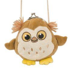 Wild Republic 16cm Clasp Purse Owl Plush >>> Visit the image link more details.