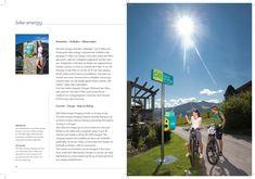 Bericht im Magazin lokalheroes 2016 E Biker, Filling Station, Tourism