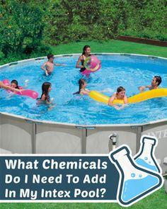 The first thing you need to remember when you buy an Intex pool is that it must be cared for just like any other pool. Your new pool will need a prope. Pool Cleaning Tips, Cleaning Hacks, Toilet Cleaning, Best Robotic Pool Cleaner, Pvc Pool, Pool Fun, Pool Plaster, Pool Hacks, Pool Kits