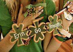 Go Irish!