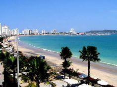 ECUADOR, Playas de Atacames en la Provincia de Esmeraldas.