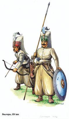 Janissaries (Ottoman warriors)