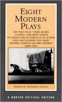 Amazon.com: Eight Modern Plays (Norton Critical Editions) (9780393960150): Anthony Caputi: Books