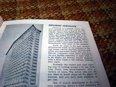 Featured in the 1957 Tourist and Shopping Guide Classic Building, Modern Architects, Mosaic, Electric, Shopping, Design, Mosaics, Mosaic Art