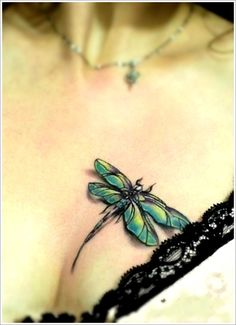 Dragonfly Tattoo (10)