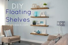 6 Awake Clever Tips: Floating Shelf Entryway Apartment Therapy floating shelves decoration ideas.Large Floating Shelves Bedroom small floating shelves for plants.Floating Shelves With Pictures Small Kitchens. Modern Floating Shelves, Floating Shelves Bedroom, Floating Shelves Kitchen, Rustic Floating Shelves, Modern Shelving, Glass Shelves, Wall Shelves, Floating Bookshelves, Bedroom Shelving