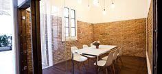 #LaPecera (sala de reuniones) de #021Espai un centro de #coworking en #Barcelona.
