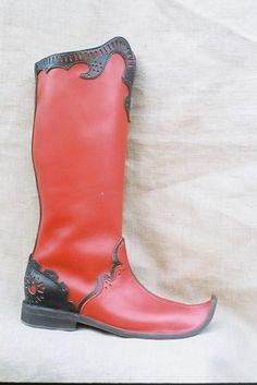 Vilten laarzen (97 foto's): laarzen voor dames en kinderen