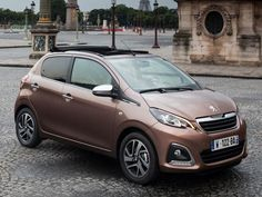 All-new #Peugeot 108 features easier access to a 40% larger boot than the 107 it replaces. #peugeot108