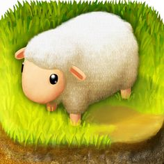 Tiny Sheep - Free Virtual Pet Game on the App Store