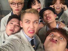kpop, memes and btob image on We Heart It Meme Faces, Funny Faces, K Pop, Btob Members, Im Hyun Sik, Born To Beat, Nct, Jimin, Sungjae Btob