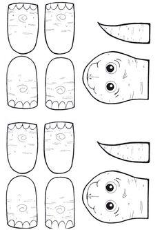 schildpad knutselen, kleuteridee, met gratis download 8