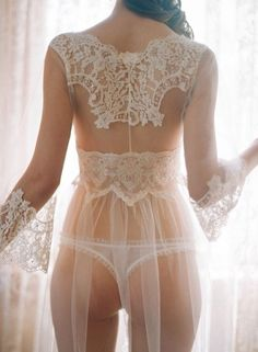 Must Have For The Honeymoon And If You Can Bride Sheer Wedding Night