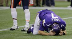 Vikings GM Spielman sounds anxious to draft, with eyes to select a QB. #Vikings #Draft