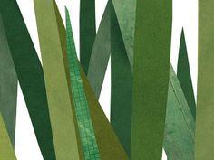 Final grass collage