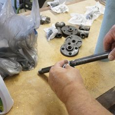 Pipe shelving tutorial ehow