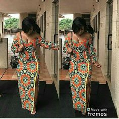 most beautiful ankara styles for christmas celebration, rock these stylish happy christmas ankara styles to anywhere African Print Dresses, African Print Fashion, Africa Fashion, African Fashion Dresses, African Dress, Fashion Prints, Ankara Fashion, African Prints, African Fabric