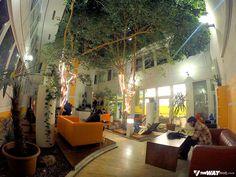 Hostel em Munique, na Alemanha: Wombat's City Hostel