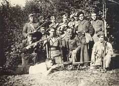 TRAITORS OF THE RUSSIAN LAND.The Ukrainian Insurgent Army (UPA).A gang of murderers and robbers.