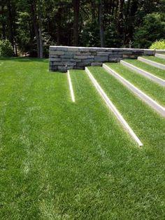 50 Creative Front Yard Landscaping Ideas and Garden Designs for Landscape Steps, Modern Landscape Design, Modern Landscaping, Front Yard Landscaping, Landscape Architecture, Backyard Landscaping, Landscaping Ideas, Sloped Landscape, Landscaping Borders