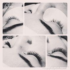 Perfect Eyelashes lash extensions