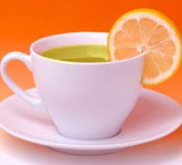 Adding Lemon or other Citrus Juices to your Green Tea boosts Absorption of Anti-Oxidants by up to 5x!