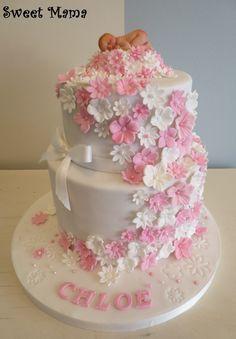 Torte per Battesimi - Sweet Mama Milano - Cake Design - Bakery - Torte decorate, a tema, personalizzate, artistiche, americane