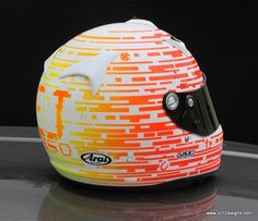 Motorcycle Helmet Design, Racing Helmets, Motorcycle Gear, Football Helmets, Arai Helmets, Helmet Paint, Custom Helmets, Jeep Wrangler Tj, Cool Motorcycles