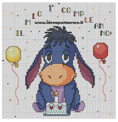 HI-HO DISNEY PUNTO CROCE-CROSS STITCH by syra1974.deviantart.com on @deviantART