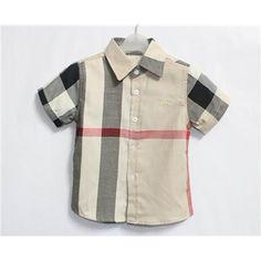 be529e48230c3 BURBERRY Kid Fashion   Burberry A0019 shirt