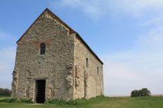 The Chapel of St Peter-on-the-Wall, Bradwell-on-Sea, Essex is a Grade I listed building and among the oldest largely intact Christian church buildings in England. http://www.visitessex.com/thedms.aspx?dms=13=0271392