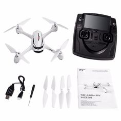F18205 Hubsan X4 H502S drone 5 8G FPV with 720P HD Camera GPS Altitude Mode RC. Click visit to buy #RemoteControl #Airplane