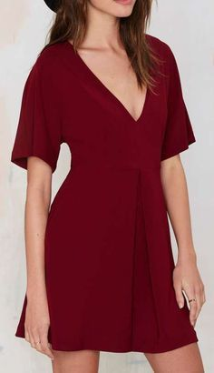 Carrie Pleated Dress