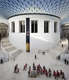 british museum foster - Google Search